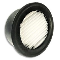 Air Filter - White Finned